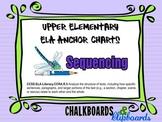 ELA Anchor Chart - Sequencing