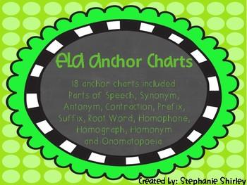 Anchor Charts {ELA}