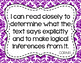 Anchor - ELA CCSS I Can Statements (Purple Damask and Black Damask)