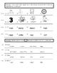 ELA Assessment - character/ setting, proper nouns, phonics