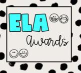 ELA Awards - End of the Year!