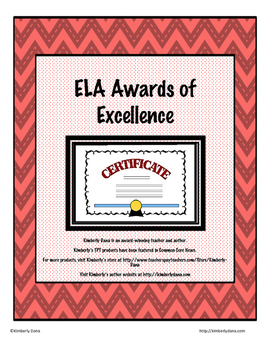 ELA Awards of Excellence