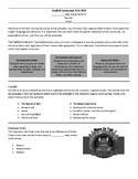 ELA B30 Yearlong Plan Sample - Editable