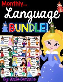 Language Arts BUNDLE