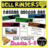 ELA Bell Ringers Middle School (Quarter 2)