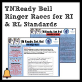 ELA Bell Ringers for Middle Grades: TNReady, Set, Go Bell Ringer Race