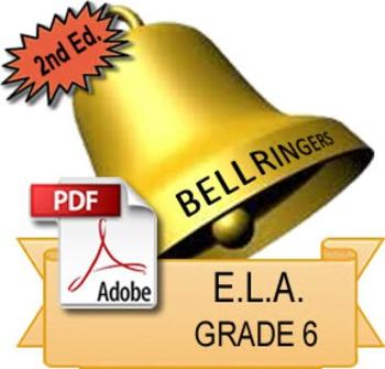 ELA Bellringers: Grade 6