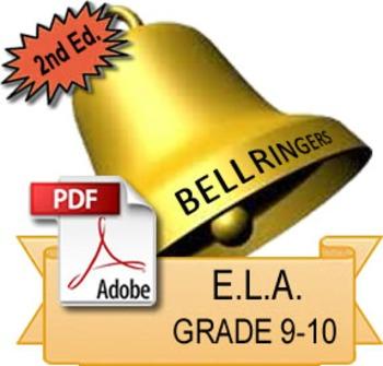 ELA Bellringers: Grades 9-10