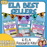 ELA Best Sellers These are the top 6 products in our store