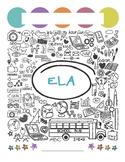 ELA Binder Cover
