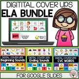 ELA Bundle | Cover Ups for Google Slides™