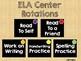 ELA Center Rotations System
