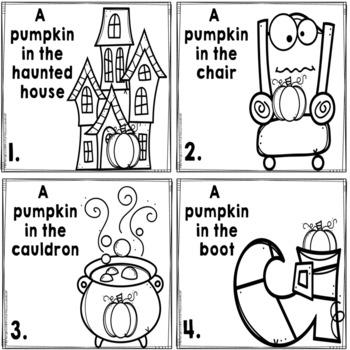 "ELA Center: Write The Room The Pumpk""in"""