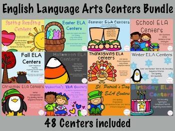 ELA Centers Bundle