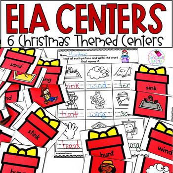 ELA Centers Christmas