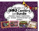 ELA Centers FALL {MEGA BUNDLE}