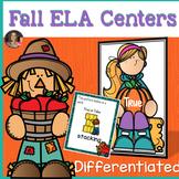 ELA Centers Fall Theme