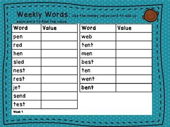 Words, Writing, Reading: Volume 2