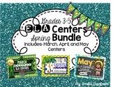 ELA Centers SPRING {MEGA BUNDLE}