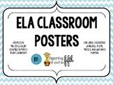 ELA Classroom Posters