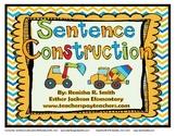 ELA Common Core Practice:Sentence Construction