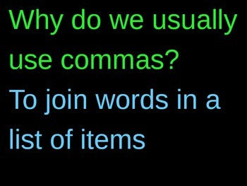 ELA Common Core Sentence Type Notes (Word & PPT)