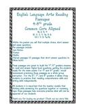 ELA Common Core Test Prep