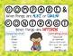 ELA Comprehension Skills Posters-Water Color