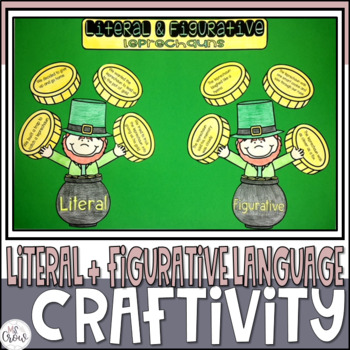ELA Craftivity Bundle March