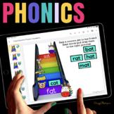 ELA Curriculum for Google Classroom™ - Preschool and Kindergarten (Bundle)
