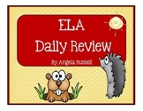 ELA Daily Review Worksheets