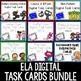 ELA Digital Task Card Bundle