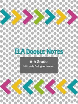 ELA Doodle Notes