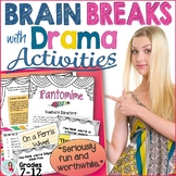 Brain Breaks Role-Play: Drama Activities for Engagement