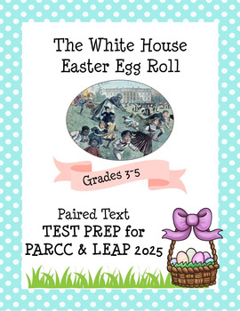 ELA EASTER Test Prep for PARCC and LEAP 2025 by Jana ...
