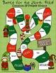 ELA ELF Holiday Grammar: Common & Proper Nouns! Task Cards