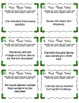 ELA ELF Holiday Grammar: Past & Present Tense Verbs!  Task Cards, Games, & More