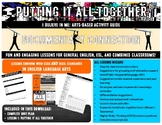 ELA, ESL, Arts-Based Instruction Unit and Lesson Plans: Documentary Connection