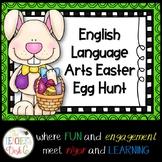 ELA Easter Egg Hunt Mixed Review