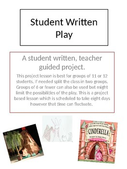 ELA Enrichment Student Written Play