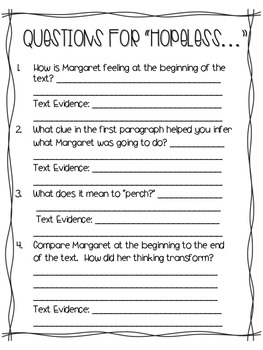 ELA Every Day {Close Reading Passages and Response Sheets}
