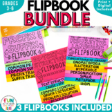 ELA Flipbook Bundle (Text Structure, Figurative Language,