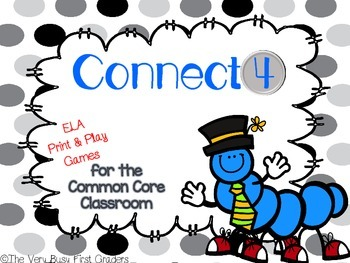 ELA Games Connect 4