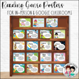 ELA Genre Posters for your Literacy Wall