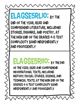 ELA Georgia Standards of Excellence