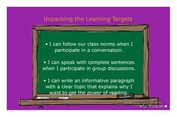 ELA Grade 3 Module 1 Unit 1 Lesson 5