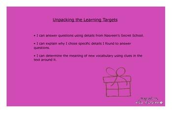 ELA Grade 3 Module 1 Unit 1 Lesson 7