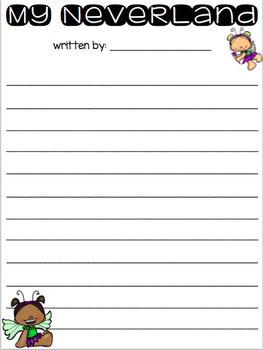 ELA Grade 3 Module 3a: My Neverland Writing