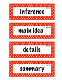 ELA Grade 4, Module 2A, Unit 2 Vocabulary Words