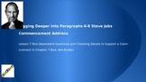 ELA Grade 6 Module 2a Unit 1 Ls 7 Text-Dep Quest/Supportin